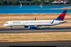 [PDX.2013] #Delta.Air.lines #DL #Boeing #B757 #N669DN #awp (CHR / AeroWorldpictures Team) Tags: delta air lines boeing 757200 wl msn 25142 377 eng pw2000 reg n669dn rmk fleet number 669 history aircraft built first flight renton rnt wa usa delivered deltaairlines dl dal cabin config c24w20y136 fitted winglets plane aircrafts airplane b757 b757200 planespotting portland pdx kpdx oregon or airport lightroom nikon d300s raw nikkor 70300vr aeroworldpictures awp chr 2013