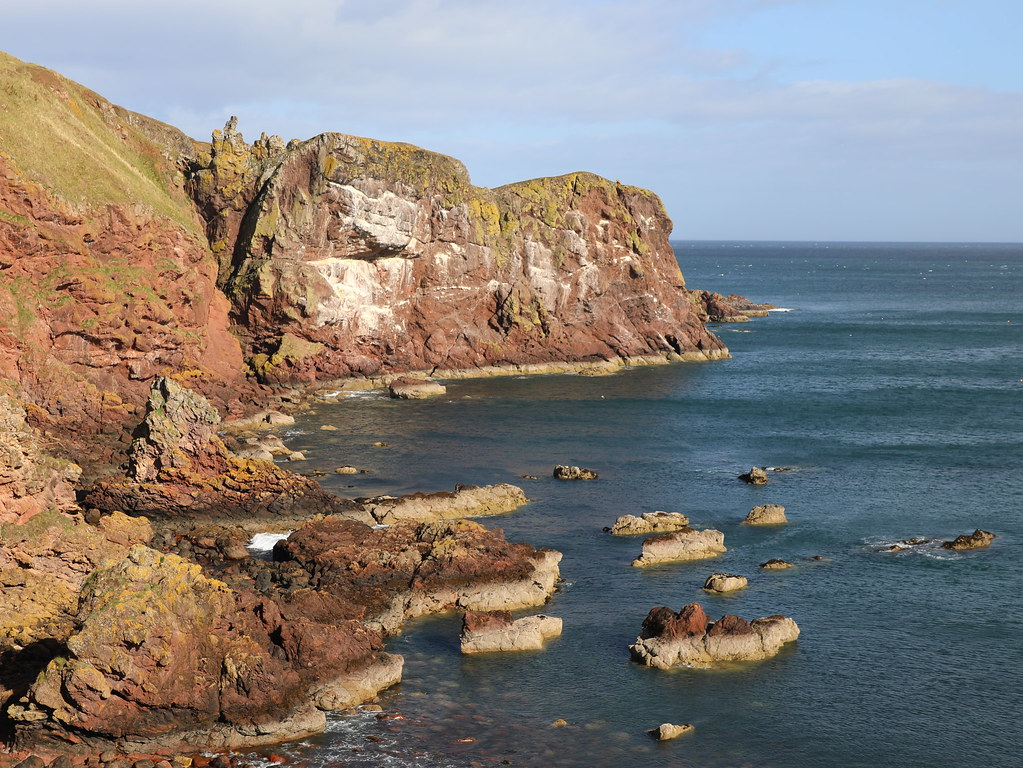 views of st abbs 14