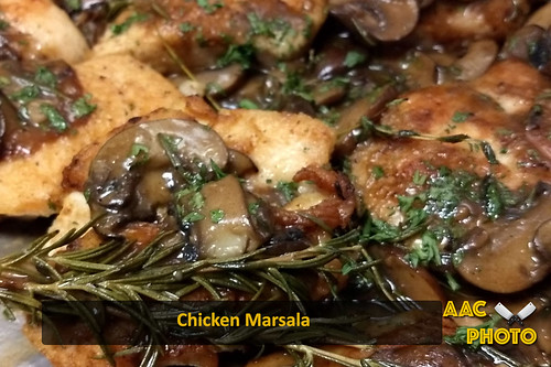 "Chicken Marsala • <a style=""font-size:0.8em;"" href=""http://www.flickr.com/photos/159796538@N03/44363144524/"" target=""_blank"">View on Flickr</a>"