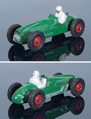 DIN-233-Cooper-Bristol (adrianz toyz) Tags: diecast toy model dinky toys england uk adrianztoyz 233 cooper bristol racing car