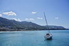 Cefalu Beach (ronindunedin) Tags: italy sicily mediterranean island mafia europe cefalu