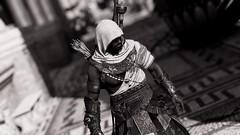 """The ancient Medjay."" (Xenolith3D) Tags: assassinscreedorigins bayek game screenshot photomode virtualphotography portrait portraitphotography medjay hd 4k pc egypt ancientegypt warrior gamephotography"