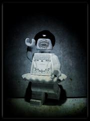 Sugar Plum Redux (LegoKlyph) Tags: lego custom brick block mini figure horror monster dance ballerina creature cabin woods movie curse demon sacrifice