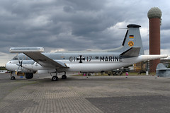 61+17 German Navy Breguet 1150 Atlantic Preserved at The Luftwaffe Museum Berlin Gatow on 15 September 2018 (Zone 49 Photography) Tags: germanay deutschland berlin gatow aircraft airliner aeroplane september 2018 flugplatz flugplatzberlingatow luftwaffe museum german navy east germannavy breguet br1150 1150 atlantic 6117 preserved