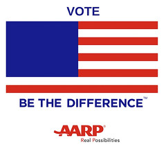 AARP for Early Voting Map (NOWCastSA) Tags: aarp early voting
