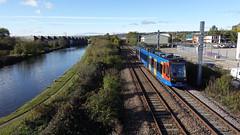 18i673_RotherhamParkgate (Felixjaz) Tags: rotherhamparkgate 2018 supertram class399 tramtrain 399203 2a32 rx100m6 stagecoach