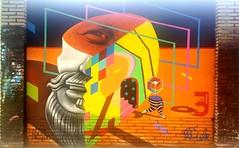 GRAFITTIS BARCELONA 2018 (Javier Ibañez) Tags: murales streetart graffiti graffitis spray arte urbano barcelona pueblo nuevo street art urban paris france hbajijo wall mur painting peinture urbain citrouille pintura