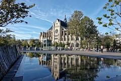L'eglise Saint Eustache à Paris (besopha) Tags: