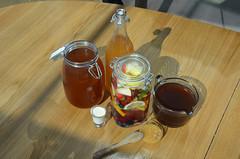 Общая_напитки-DSC_1981 (info@oxumoron.com) Tags: корица cinnamon zimt напитки getränk refreshments мёд honey honig лемон lemon zitrone