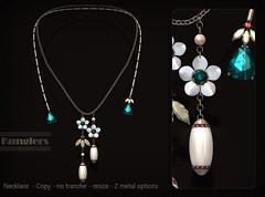 KUNGLERS Antonia AD turmaline (AvaGardner Kungler) Tags: sense kunglers avagardnerkungler jewelry digital virtual 3d blender modeling turmalne diamond gold ruby pearl necklace elegant