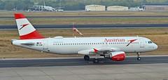 Austrian OE-LBI - Airbus A320 (G-RJXI) Tags: my austrian oelbi airbus a320 320 berlin tegel txl eddt