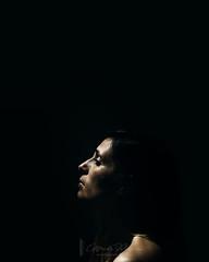 En la oscuridad (Alfredo Romero Asensio) Tags: retrato oscuridad