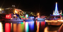 St. Helens*- (Christmas Ships Parade) Tags: 2017 christmasshipsparade columbiariver december holiday portlandoregon ships willametteriver boat captain captains lights tradition portland oregon usa