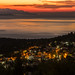 Nerotrivia (gianioakeim) Tags: greece evoia sunset village sea sky water landscape
