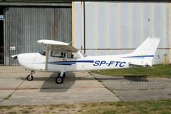 SP-FTC Cessna 172M (SPRedSteve) Tags: spftc cessna 172 172m bemowo
