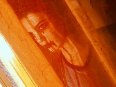 (martinafuggini) Tags: travestimento zucca orange makeup blood sangue creepy halloween
