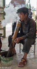 -c20180916-810_9904 (Erik Christensen242) Tags: lũngtáo hàgiang vietnam vn pipe man hmong color