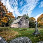 St Lesmo's Chapel - Aberdeenshire, Scotland - Travel photography thumbnail