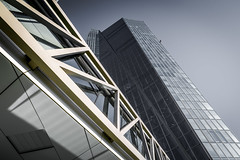 Visiting ECB 4 (bachmanns1977) Tags: ezb frankfurt hochhäuser skyline