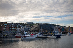 (piper969) Tags: norway norvegia tromso porto port barche boat sea fiordo mare fjord circolopolareartico articpolarcircle