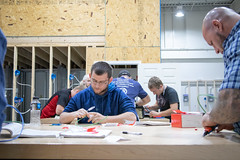 FI4A5864 (HACC, Central Pennsylvania's Community College.) Tags: eloc electrical electricaloccupations lowvoltagecabling class york