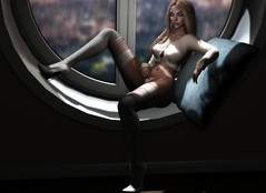 Talking Body (Sadystika Sabretooth) Tags: catwa eudora3d events fameshed fashion maitreya prismevents runawayhair salem secondlife anypose foxcity glamaffair moonelixir sayo