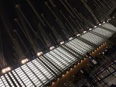 Shanghai Pudong International Airport (hinxlinx) Tags: shanghai pudong international airport architecture ceiling china