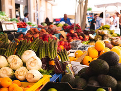 Mercado Semanal Santanyi (anna.s.peschke) Tags: market veggies fruits food foodies santanyi mercadosemenal mallorca spain