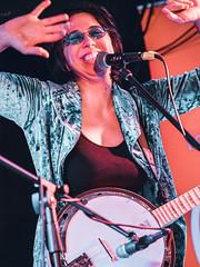 Mean Mary (efsb) Tags: leekbluesandamericana leek staffordshire americana rootsmusic countrymusic blues zydeco strangebluedreams meanmary jakelegjugband sparrowpark foxloweartscentre