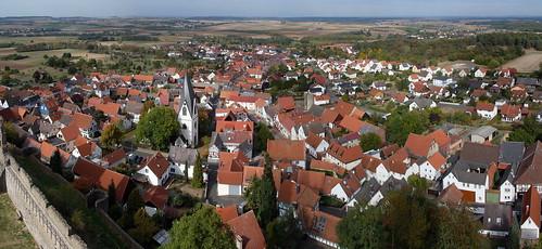 Münzenberg Panorama