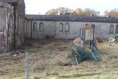 IMG_4603 (watchfuleyephoto) Tags: playground empty swings rockland state hospital psychiatric children horror scary creepy abandoned toys urbex