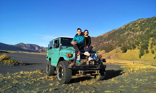 Paket Wisata Open Trip Gunung Bromo