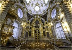 Capilla (Totugj) Tags: museo hermitage palacio de invierno san petersburgo rusia europa iglesia igreja interior église capilla nikon d5100 sigma 816mm