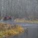 canoeing in Keyritynjoki