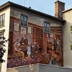 Brockville Ontario - Canada -  Stewart Corbett Law Offices Mural thumbnail