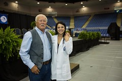 4P7A8565 (Lincoln Memorial University) Tags: events harrogatetn jamieweiss jamieweissphotography lmuvcm lincolnmemorialuniversity people photographers places whitecoatceremony
