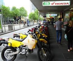 Melbourne CBD oct 2018  40_00001 (Graeme Butler) Tags: sports history heritage cycling victoria australia