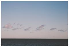 Cloud Appreciation (derkleinebiber) Tags: coast coastal meer balticsea sea seascape minimalist dreamy moody