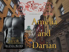 From #TABB #PimpPost #AuthorAlaneaAlder My Savior (Darian Vi'Alina – fae) Book Four in the Bewitched and Bewildered series (sbproductionsteaseraddict) Tags: book promotions indie authors readers