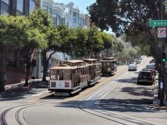 IMG_20180904_131317 (Amateur-Hour Photography) Tags: rail railroad trolley tram muni cablecar