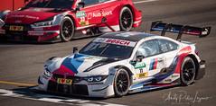 BMW M4 DTM (devilrobot) Tags: dtm2018hockenheim dtm car racing germany bmw m4 wittmann white sport motorsport race pole position