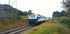Tren Hotel Atlántico (javivillanuevarico) Tags: galicia renfe trenes