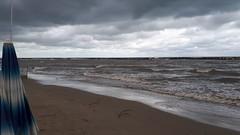 Un estate fa... (dubo67) Tags: mare nuvolo