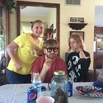 """Uncle David with his 2 favorite nieces <a style=""""margin-left:10px; font-size:0.8em;"""" href=""""http://www.flickr.com/photos/124699639@N08/45572245612/"""" target=""""_blank"""">@flickr</a>"""