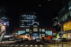 경의선 디지털미디어시티역 야경 (TFurban) Tags: 은평구 서울특별시 대한민국 kr 경의선 전철역 경의중앙선 6호선 gyeonguiline 京義線
