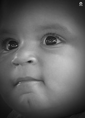 Portrait (Michell Fotografia) Tags: portrait street bw monochrome portraits people bnw pretoebranco blackwhite pb blackandwhite brazil brasil riodejaneiro netb noiretblanc nb humain human baby girl