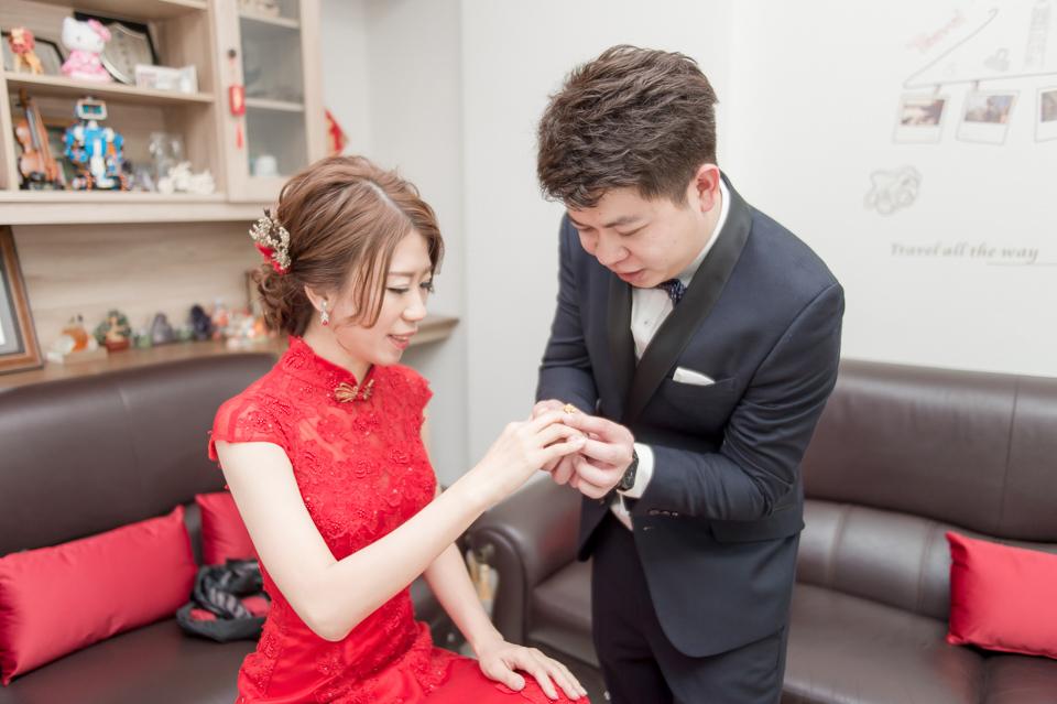 台南婚攝 海中寶料理餐廳 滿滿祝福的婚禮紀錄 W & H 050
