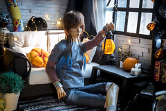 (Jane Kolyadintseva) Tags: bjd abjd doll migidoll nova halloween