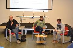 Jornada 'Mercat social, voluntariat i Economia Social. Junts per la transformació!' (8.11.18