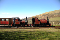 TR 82597 (kgvuk) Tags: tr talyllynrailway trains railways narrowgaugerailway northwales tywyn locomotive steamlocomotive talyllyn 042st dolgoch 040wt brynglas